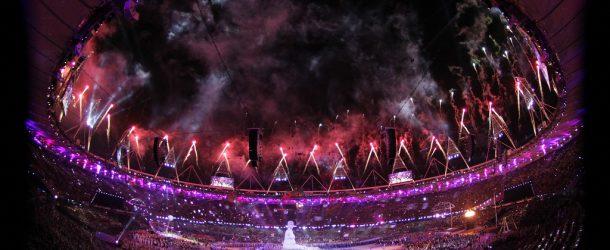 Fin des festivités paralympiques en direct sur France Ô