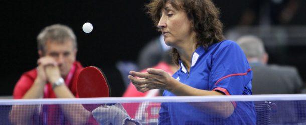 Le bronze pour Isabelle Lafaye-Marziou
