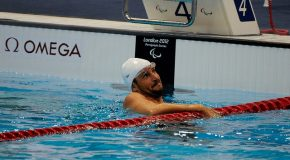 Natation : David Smétanine a le bronze difficile