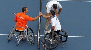 Tennis : Stéphane Houdet pour la plus belle