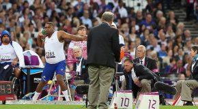 Athlétisme : Thierry Cibone le sage en bronze