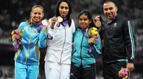 Athlétisme : Assia El'Hannouni entre dans l'Histoire