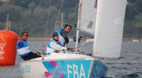 Le podium en ligne de mire pour l'équipage de Bruno Jourdren