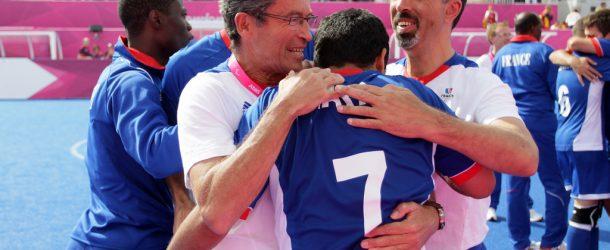 Une première finale paralympique ; les Bleus marquent déjà l'histoire !