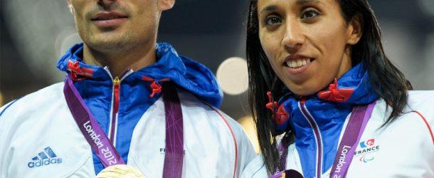 Les Champions et médaillés paralympiques 2012 français