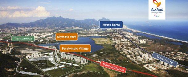 Première reconnaissance à Rio pour préparer 2016 !