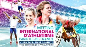 L'Elite de l'athlétisme paralympique en France