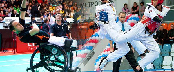 Le para-badminton et le para-taekwondo candidats pour intégrer les Jeux Paralympiques de 2020
