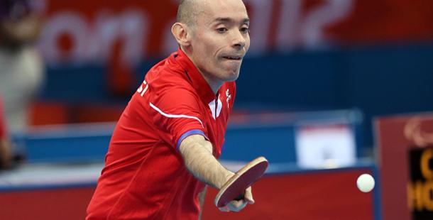 France paralympique comit paralympique sportif - Tennis de table classement individuel ...