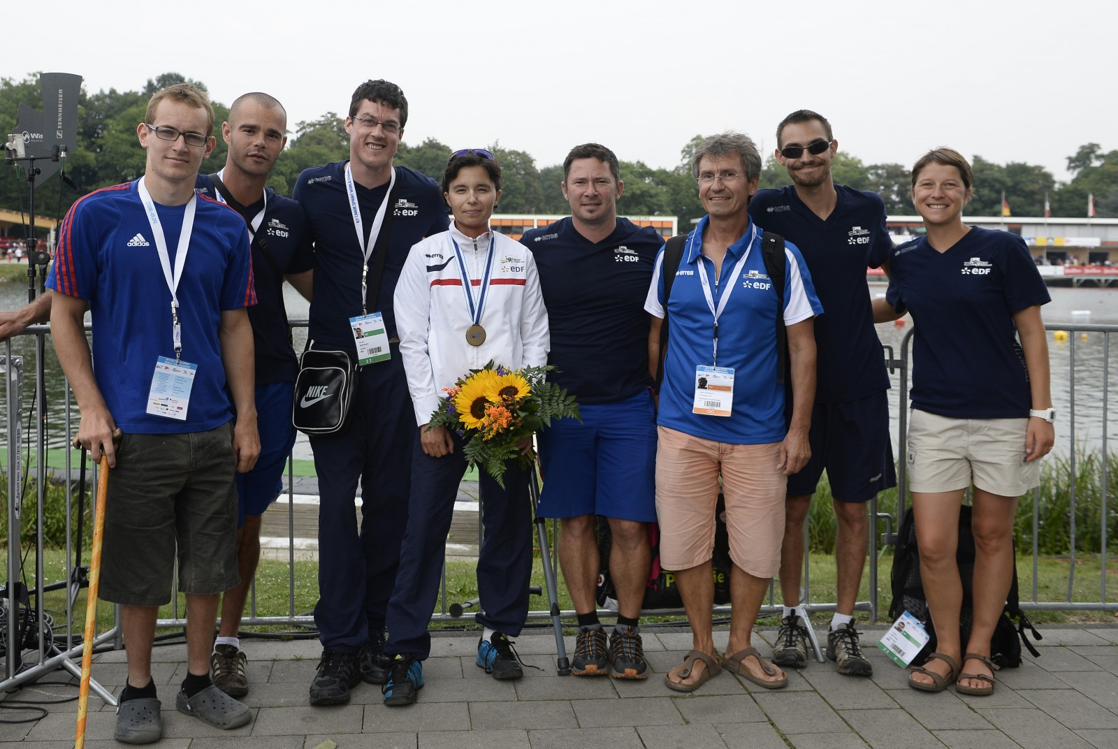 CANOE - SPRINT WORLD CHAMPIONSHIPS DUISBURG 2013 - DAY 2