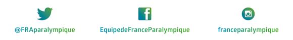 Suivez-nous sur Twitter, Facebook et Instagram