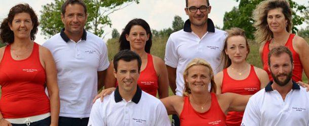 Handi-aviron, une équipe qui ne manque pas de promesses
