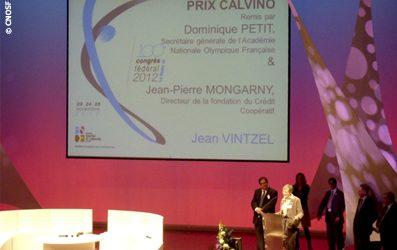 Prix Calvino : favoriser l'intégration par le sport