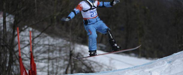 Para-snowboard, une nouvelle classification pour la saison 2014-2015