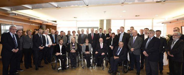 Reconnaissance législative du CPSF ou l'affirmation d'un mouvement paralympique en action