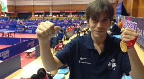 Pascal Pereira-Leal au sommet !