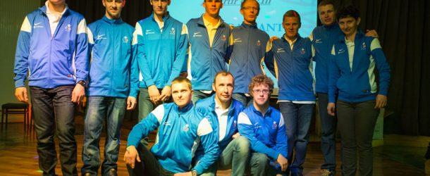 Coup d'envoi des Mondiaux de ski INAS
