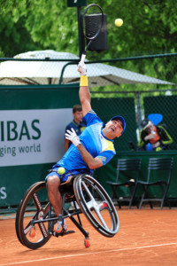 Roland Garros Wheelchair Tennis 2013 - Day 1