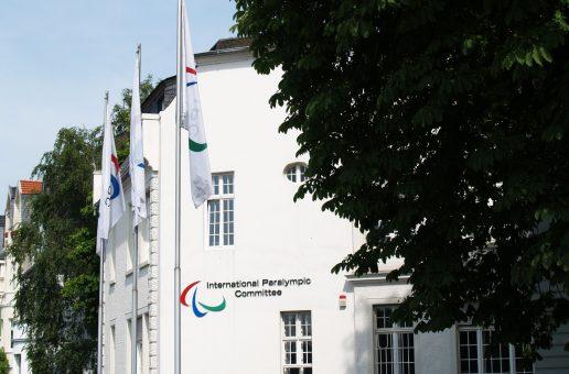 Commission consultative sur les Jeux Paralympiques de l'IPC : premier point d'étape