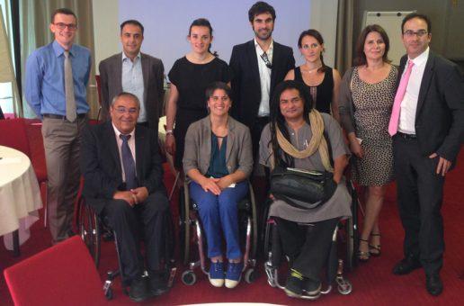 Favoriser les synergies entre le monde de l'entreprise et les champions paralympiques
