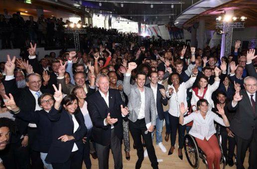 Paris annonce sa candidature officielle pour accueillir les Jeux Olympiques et Paralympiques d'été 2024