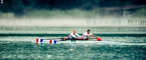 Handi-aviron, interview de Perle et Stéphane au fil de l'eau