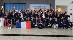 Global Games 2015, une belle moisson pour les Bleus