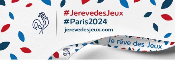 Faites de Paris 2024 votre candidature !