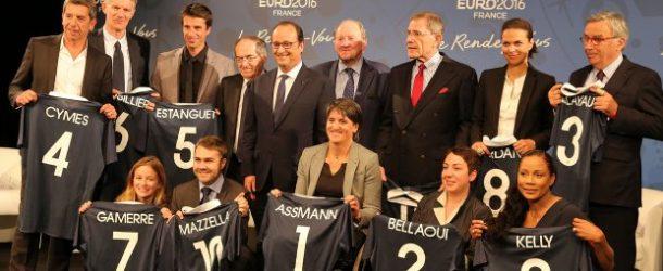 Emmanuelle ASSMANN : Faisons de l'Euro 2016 un vecteur du « vivre ensemble »