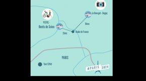Le Comité de candidature de Paris 2024 choisit le site de Pleyel – Bords de Seine pour accueillir le village olympique et paralympique