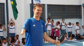 Les cariocas s'essayent au paralympisme, en route vers Rio 2016