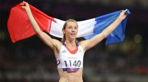 Marie-Amélie Le Fur co-présidente du Comité des athlètes Paris 2024 aux côtés de Teddy Riner !