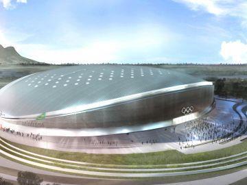 Image du Centre d'entrainement Olympique