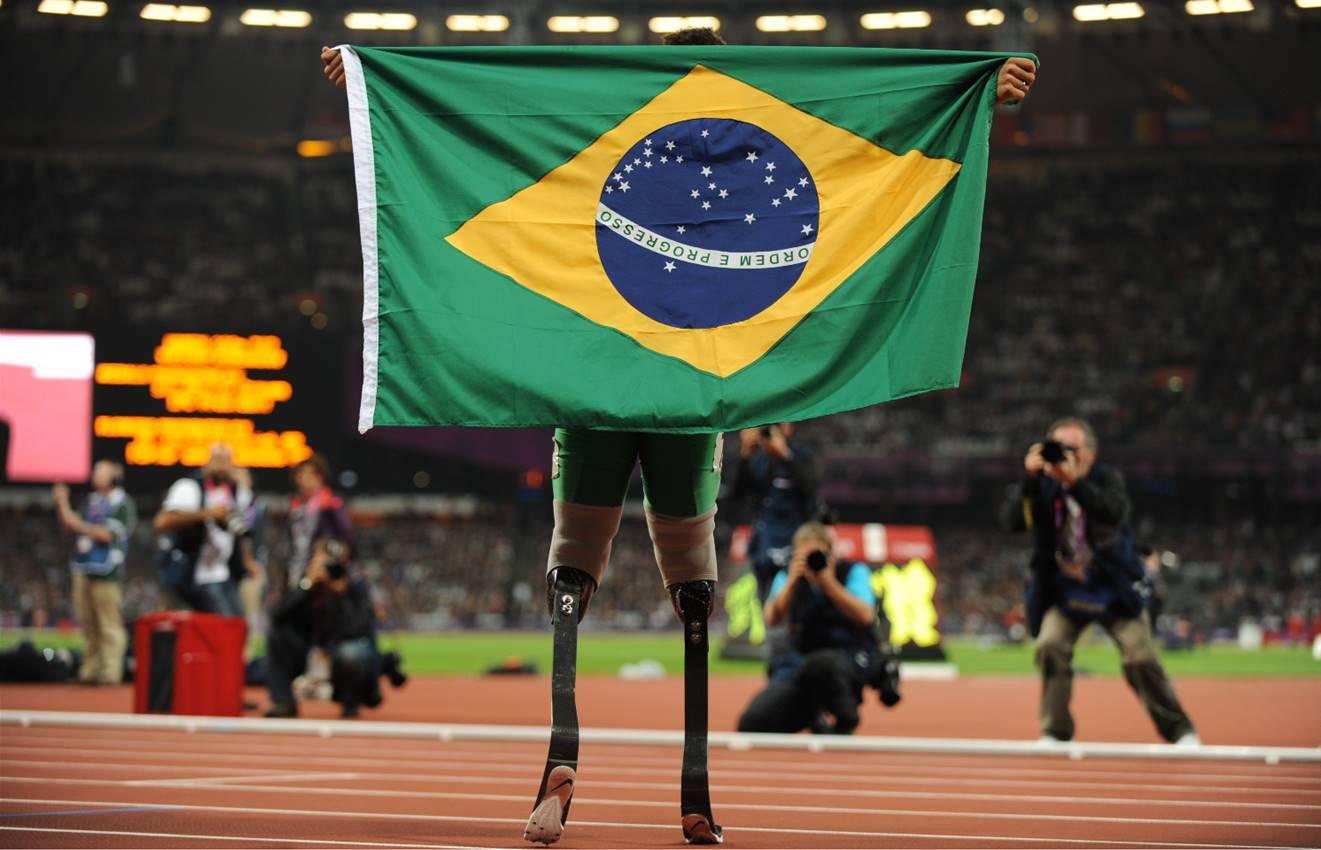 Image du Drapeau brésilien