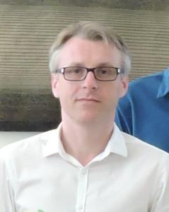 Alexandre Bazire portrait