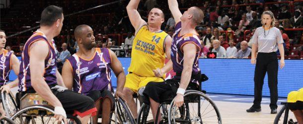 La FFBB engagée auprès du mouvement paralympique pour promouvoir la capacité plutôt que le handicap