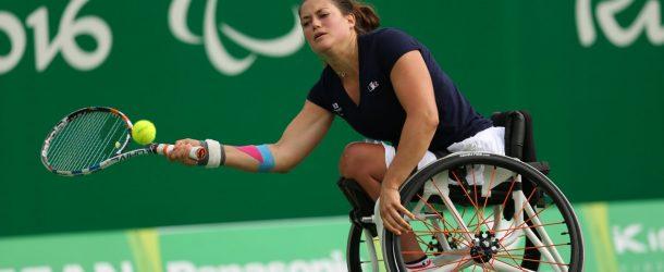Tennis: belle surprise sur le court
