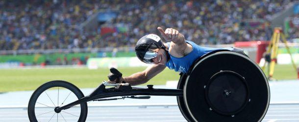 Athletisme: Pierre Fairbank, le sourire de la victoire