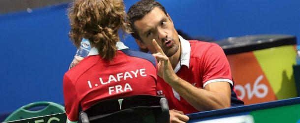 Tennis de table: Sébastien Messager « Quelques-uns ne sont pas entrés dans la bagarre »