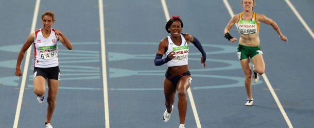 100m en argent pour Mandy François-Elie !