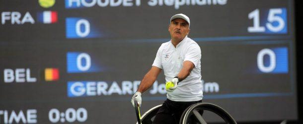 Tennis (tournoi en simple): Le bronze échappe à Stéphane Houdet