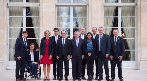 Paris 2024, visite de Thomas Bach, Président du CIO