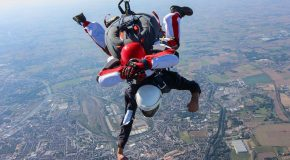 Parachutisme, le vol ouvert au plus grand nombre !