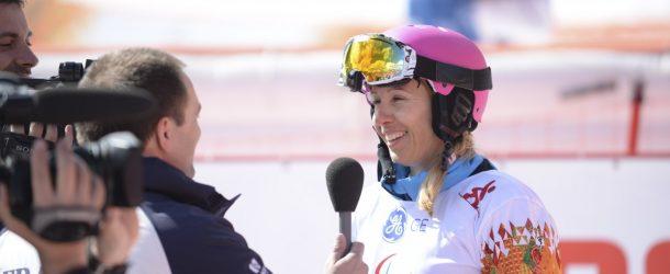 Parasnowboard : Cécile Hernandez-Cervellon regaining confidence