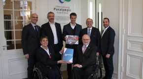 Paris 2024 shares its vision for the Paralympic Games at the IPC headquarters