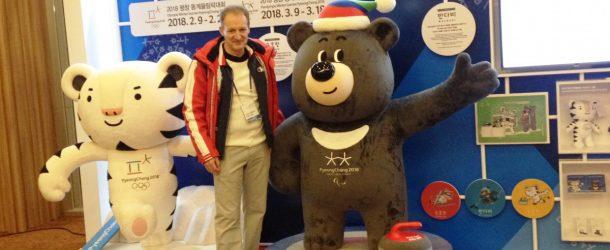 PyeongChang 2018, Jean-Marie Frichet, chef de mission de l'Équipe de France Paralympique