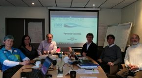 Working weekend in Paris for the ICF Paracanoe Technical Committee
