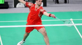 Parabadminton: Lucas Mazur, perseverance and ambition!