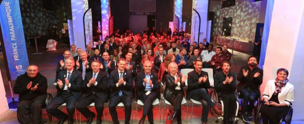 Celebration of the NPC France's 25th anniversary
