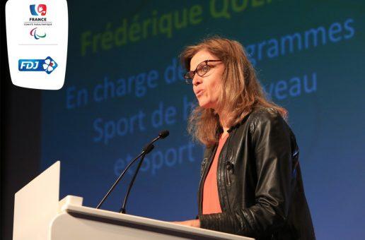 FDJ et le CPSF renouvellent leur partenariat pour les Jeux Paralympiques de PyeongChang 2018